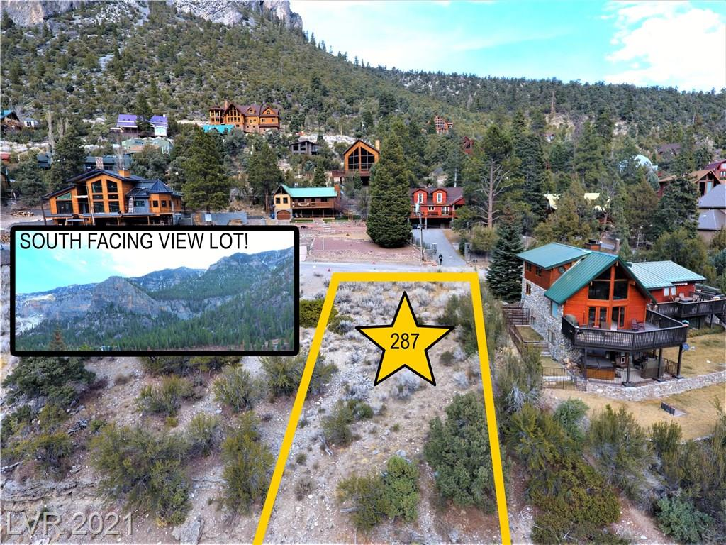 287 Crestview Drive Property Photo - Mount Charleston, NV real estate listing