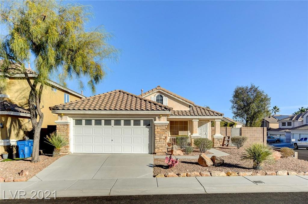 3324 Regal Ridge Street Property Photo - Las Vegas, NV real estate listing