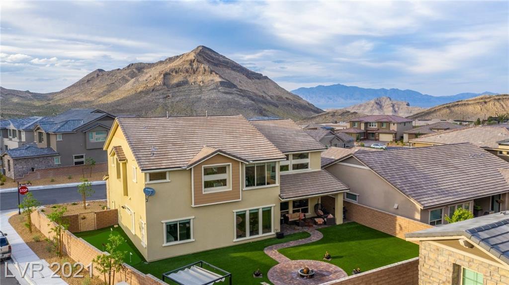 2720 Natural Rock Drive Property Photo - Las Vegas, NV real estate listing