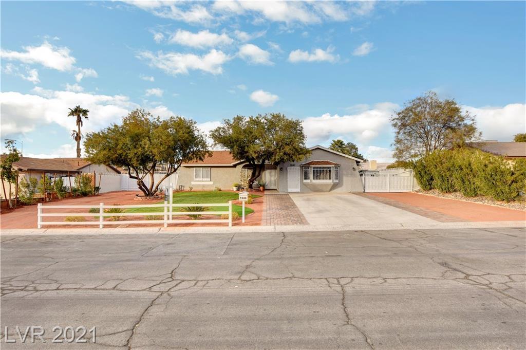 5986 Sundoro Drive Property Photo - Las Vegas, NV real estate listing