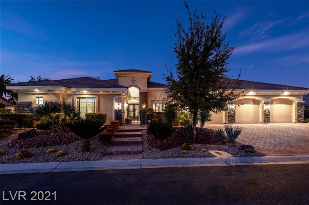 8630 Queens Brook Court Property Photo - Las Vegas, NV real estate listing