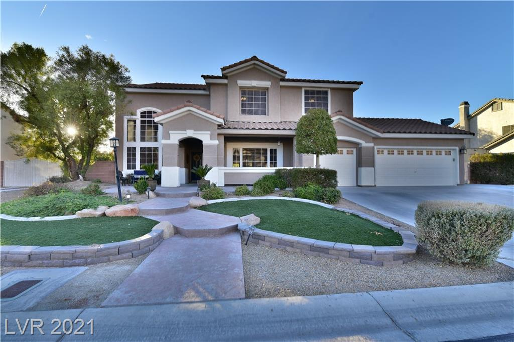 1203 Garbo Court Property Photo - Las Vegas, NV real estate listing