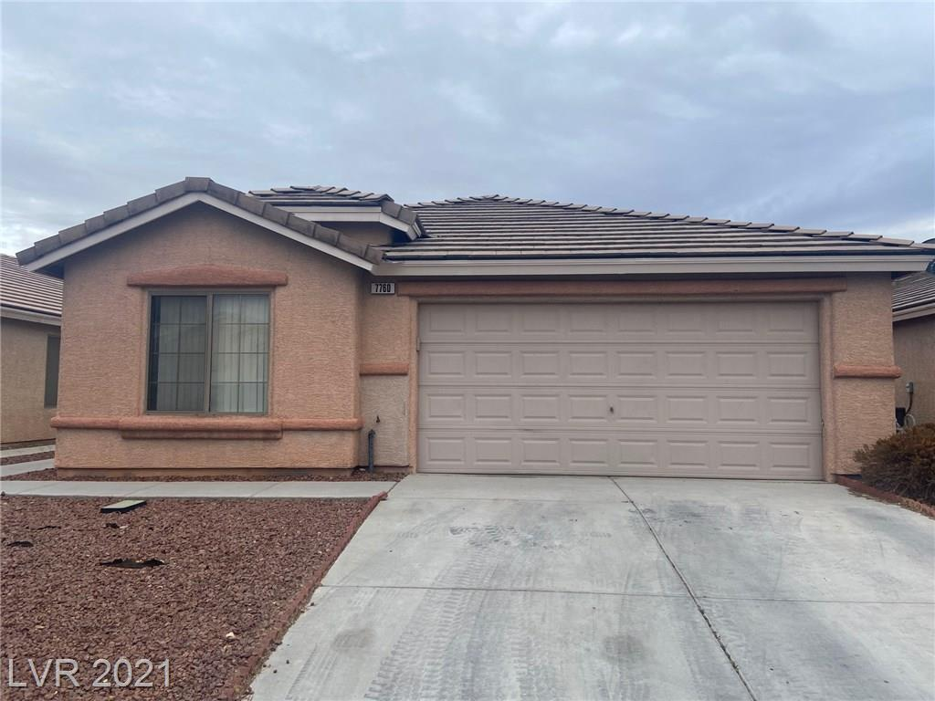 7760 Boswell Court Property Photo - Las Vegas, NV real estate listing