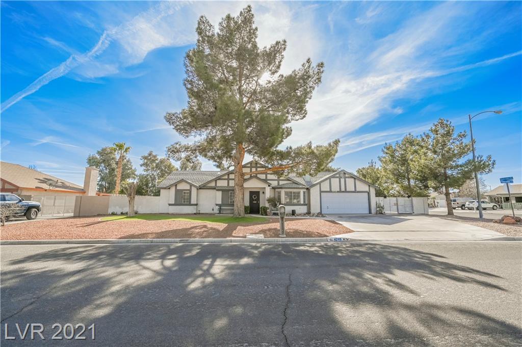4709 Tennessee Walker Avenue Property Photo - North Las Vegas, NV real estate listing