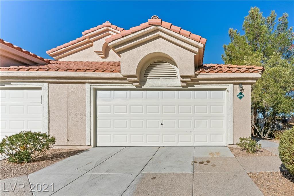 7800 Gable Lane Property Photo - Las Vegas, NV real estate listing