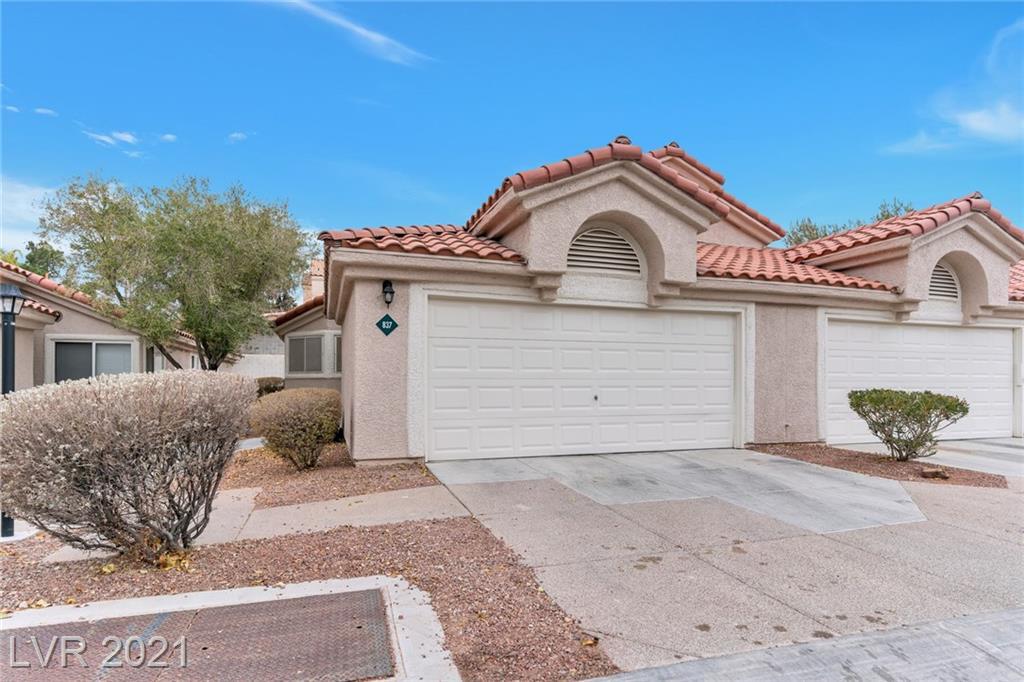 837 Yacht Harbor Drive Property Photo - Las Vegas, NV real estate listing
