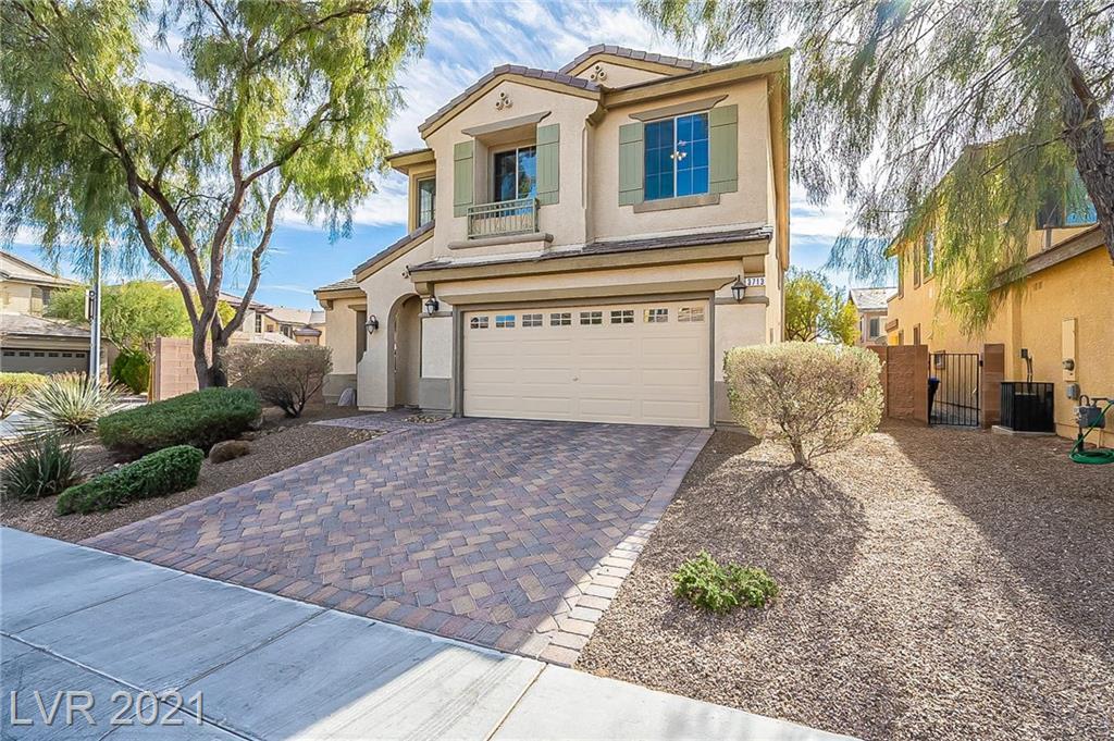 3713 Lower Saxon Avenue Property Photo - North Las Vegas, NV real estate listing