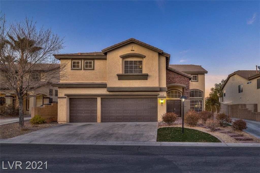 8824 Arabian Filly Avenue Property Photo - Las Vegas, NV real estate listing