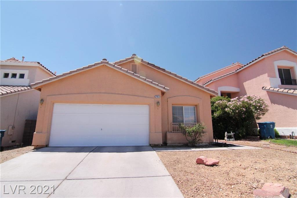 7951 Blue Brook Drive Property Photo - Las Vegas, NV real estate listing