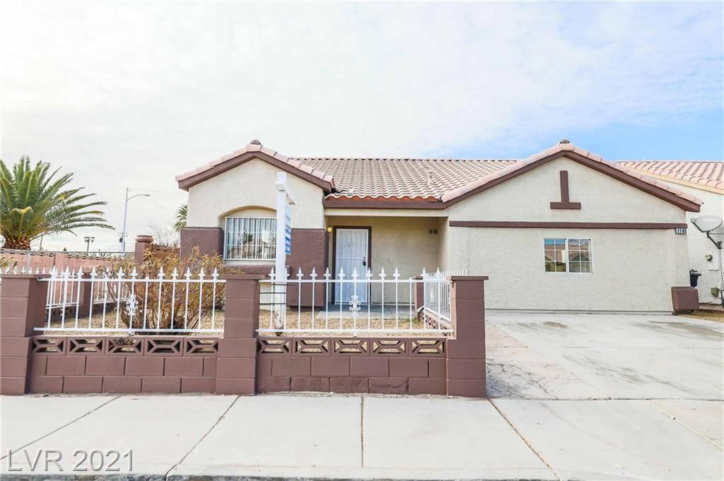 1705 Crystal Chimes Drive Property Photo - Las Vegas, NV real estate listing