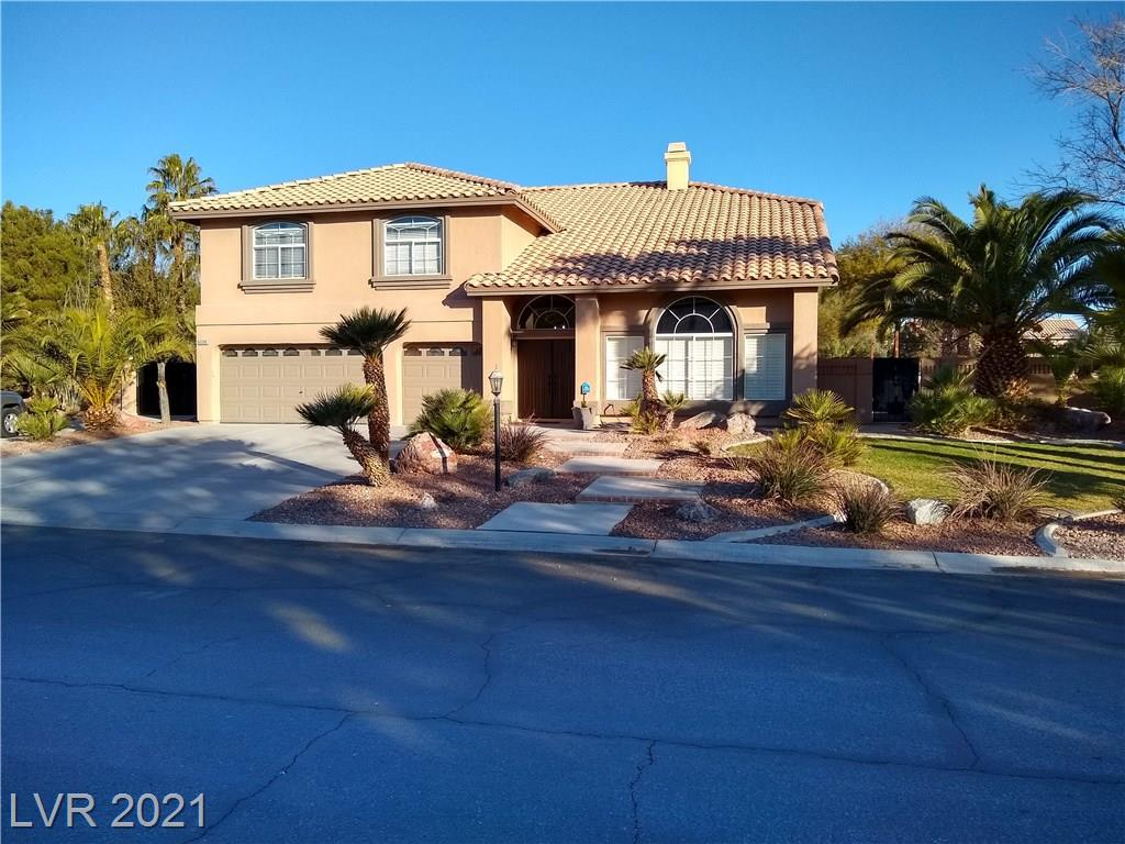 8308 Granite Mountain Lane Property Photo - Las Vegas, NV real estate listing