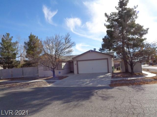 4151 Pinewood Street Property Photo - Pahrump, NV real estate listing