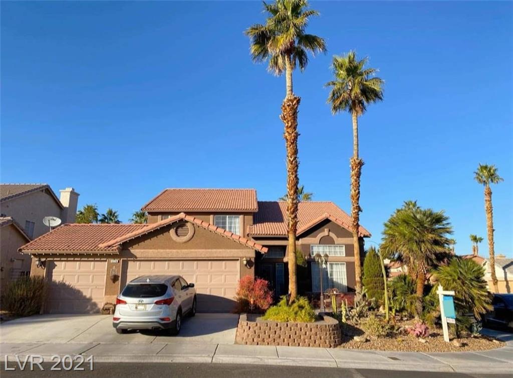 6576 Moonshadow Circle Property Photo - Las Vegas, NV real estate listing