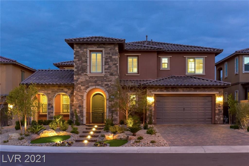 12009 VENTO FORTE Avenue Property Photo - Las Vegas, NV real estate listing