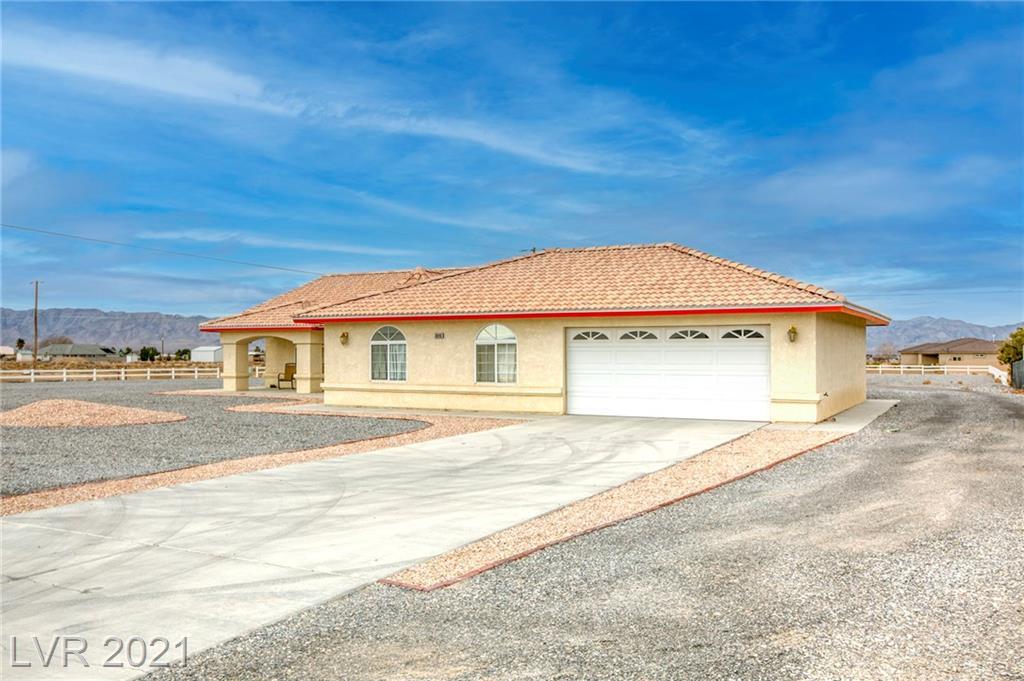 3080 Pahrump Valley Boulevard Property Photo - Pahrump, NV real estate listing