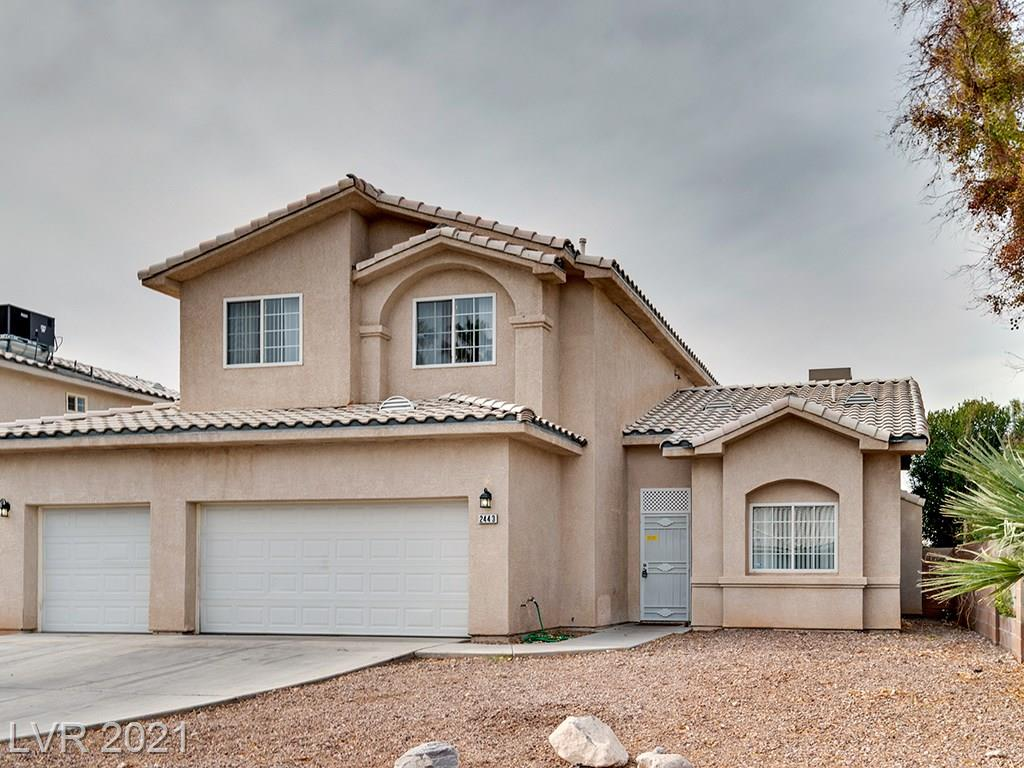 2443 Paddock Lane Property Photo - Las Vegas, NV real estate listing