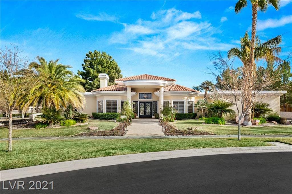 2261 Trafalgar Court Property Photo - Henderson, NV real estate listing