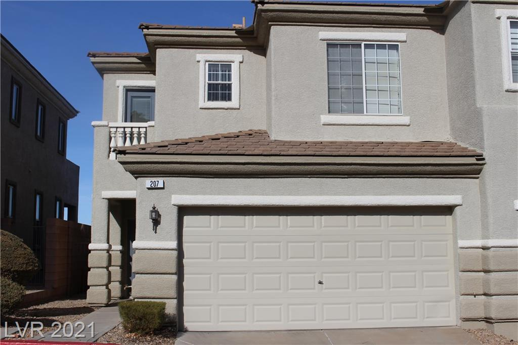 207 Priority Point Street Property Photo - Henderson, NV real estate listing