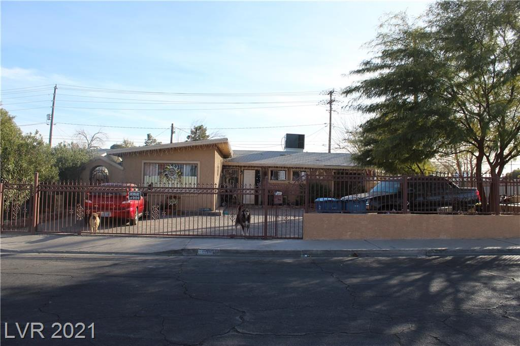 2100 Kirk Avenue Property Photo - Las Vegas, NV real estate listing