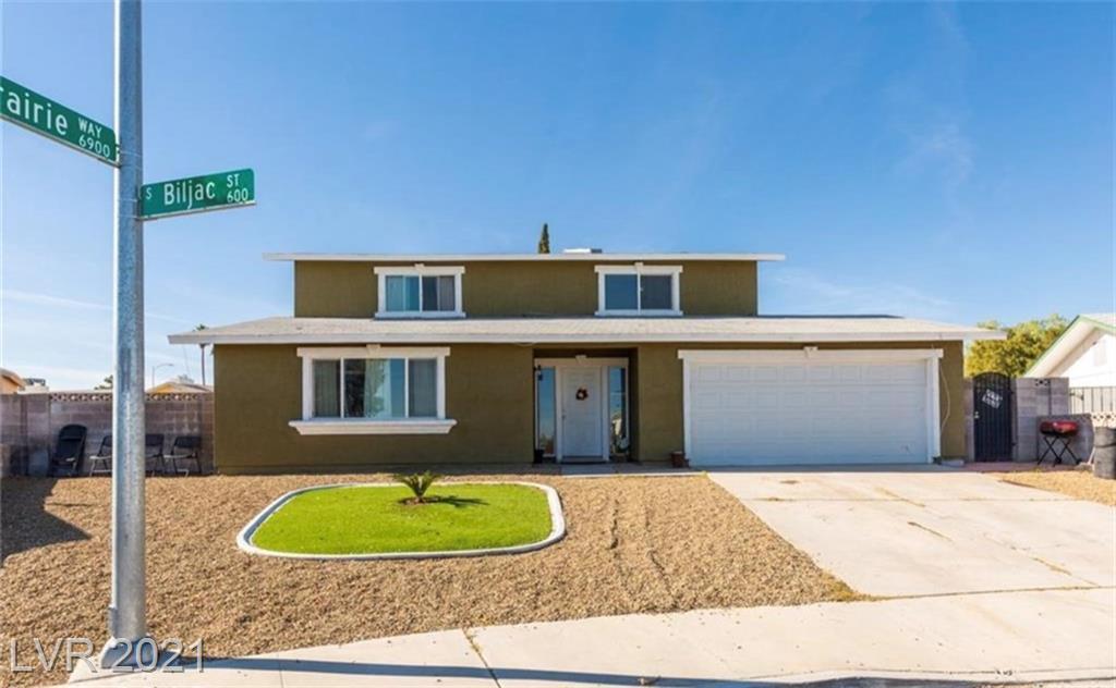 632 Biljac Street Property Photo - Las Vegas, NV real estate listing