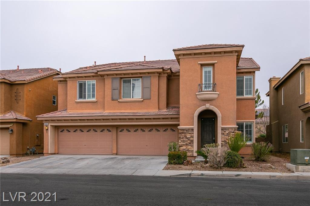 9654 Desert Daisy Court Property Photo - Las Vegas, NV real estate listing