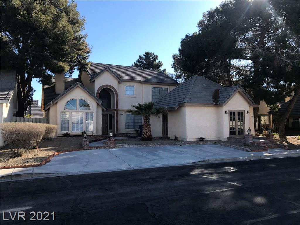 2608 Trotwood Lane Property Photo - Las Vegas, NV real estate listing