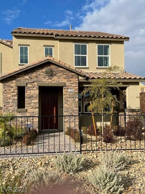 7024 Coyote Mesa Street Property Photo - North Las Vegas, NV real estate listing