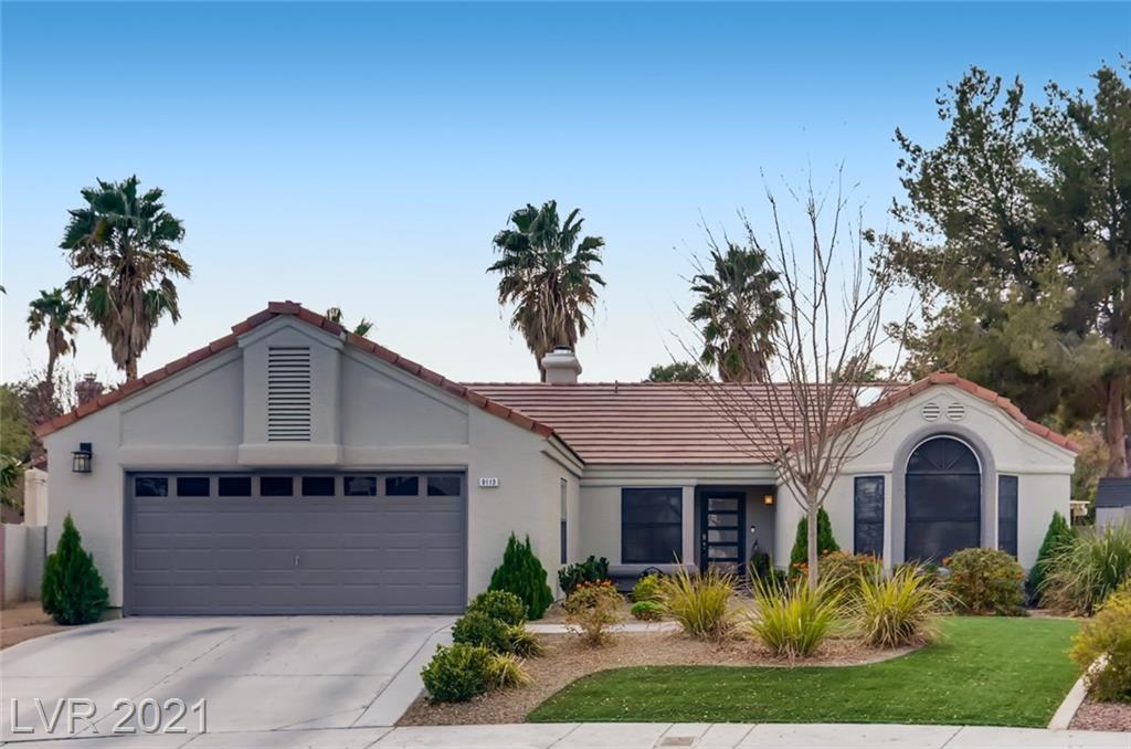 9113 Beacon Cove Court Property Photo - Las Vegas, NV real estate listing
