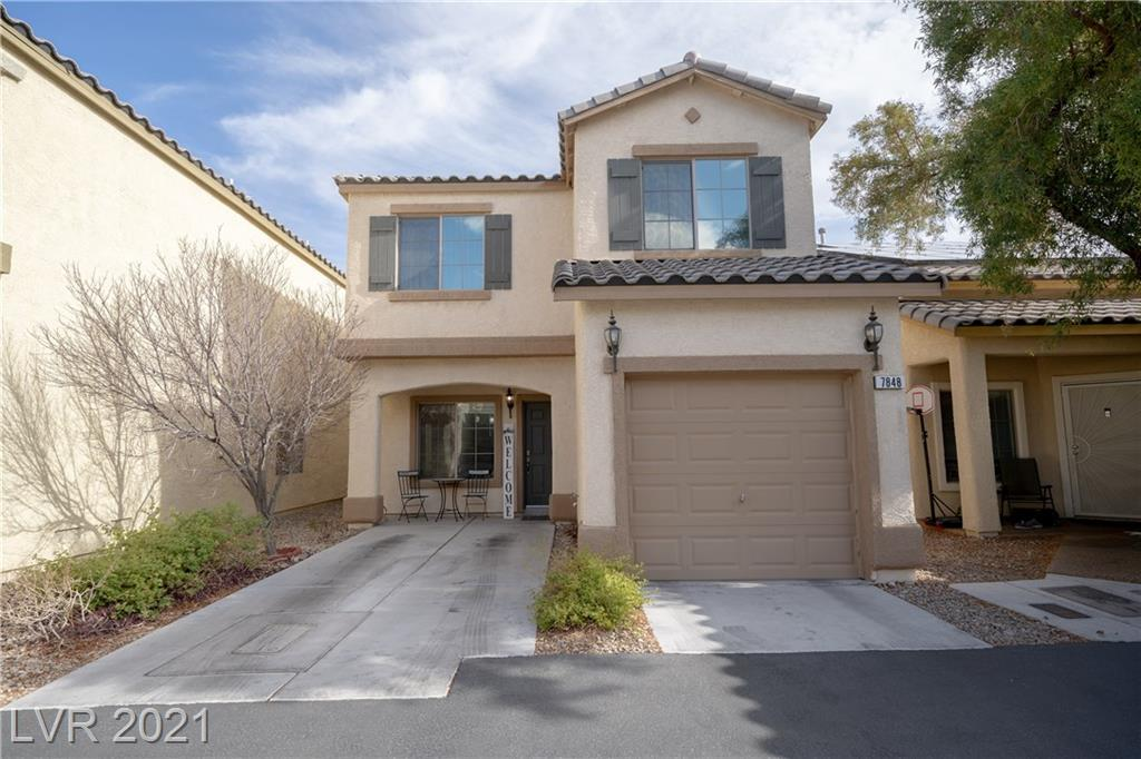 7848 Running Doe Court Property Photo - Las Vegas, NV real estate listing