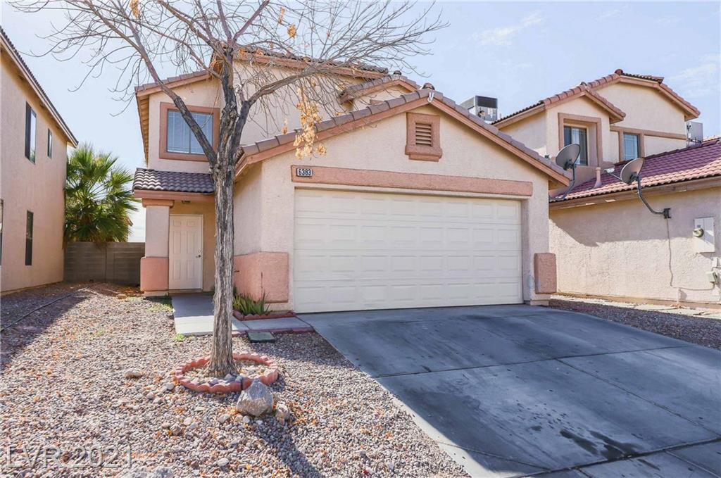 6383 Angelita View Avenue Property Photo - Las Vegas, NV real estate listing