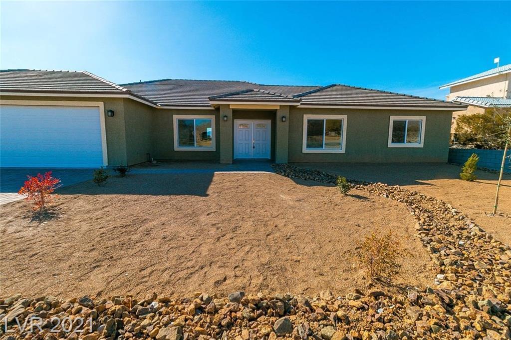 2100 S TIAWAH Property Photo - Pahrump, NV real estate listing
