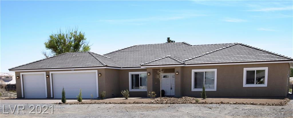 120 E DOMINGO Property Photo - Pahrump, NV real estate listing