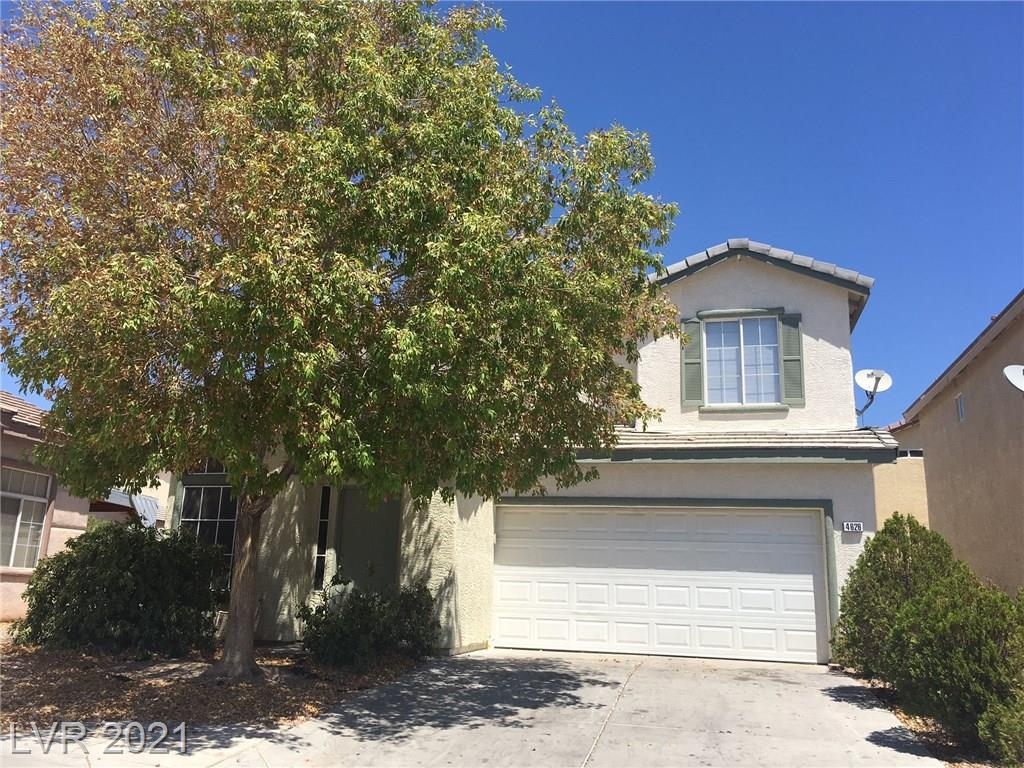 4626 English Lavender Avenue Property Photo - North Las Vegas, NV real estate listing