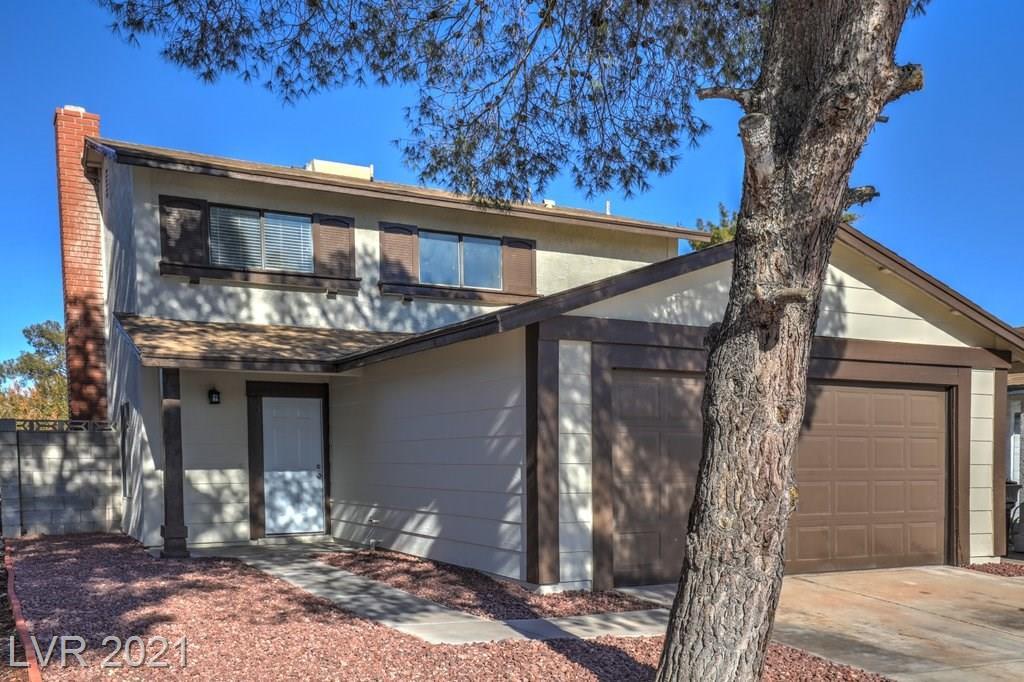 6628 Escalon Drive Property Photo - Las Vegas, NV real estate listing