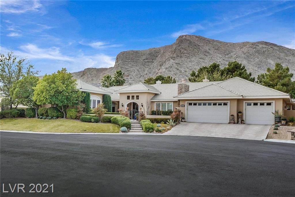 4375 Micahs Canyon Court Property Photo - Las Vegas, NV real estate listing