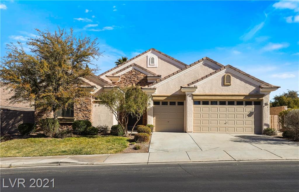 1446 Romanesca Drive Property Photo - Henderson, NV real estate listing