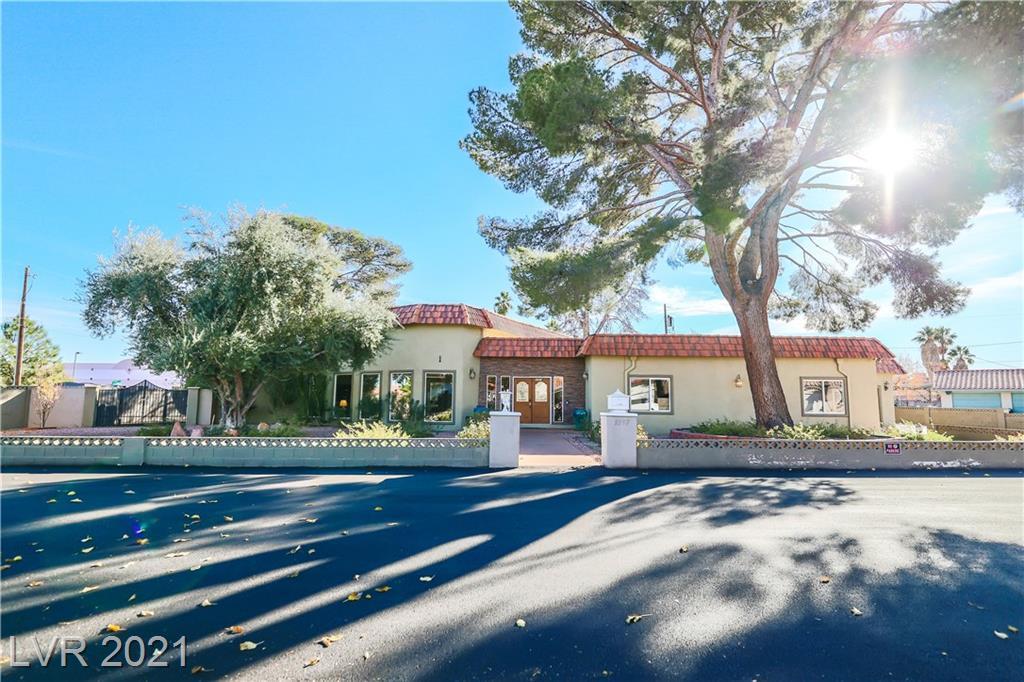 3357 Red Rock Street Property Photo - Las Vegas, NV real estate listing