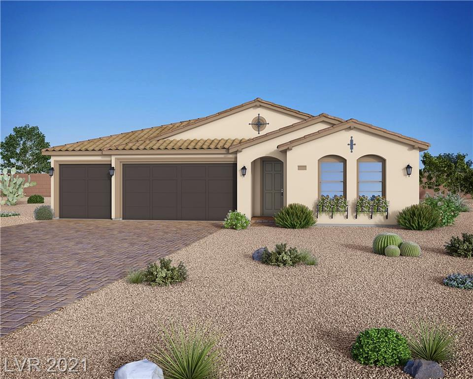 1329 Cattail Falls Street #Lot 53 Property Photo - Boulder City, NV real estate listing