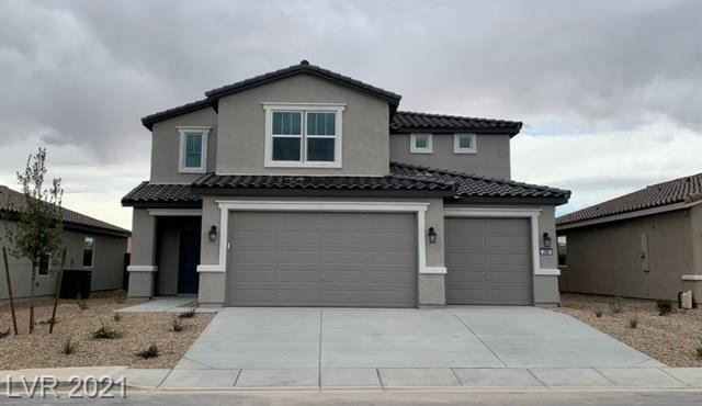 268 Horsetail Falls Street #lot 58 Property Photo - Indian Springs, NV real estate listing