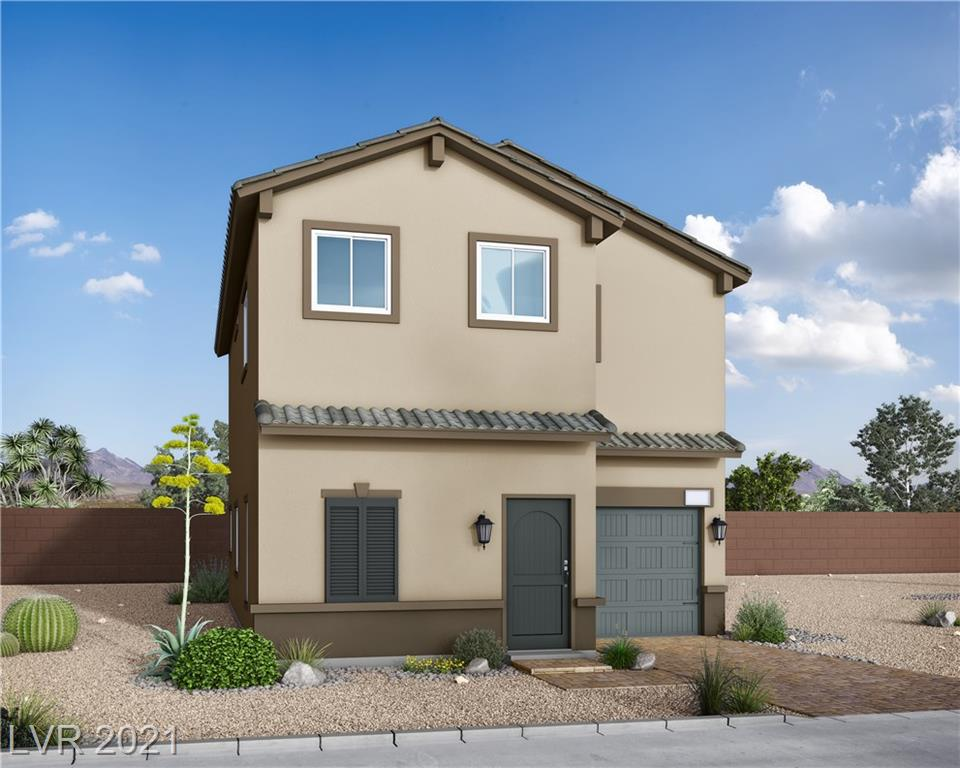 8769 Candelabra Court #Lot 24 Property Photo - Las Vegas, NV real estate listing