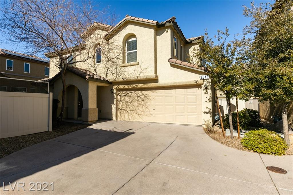 8840 Brindisi Park Avenue Property Photo - Las Vegas, NV real estate listing
