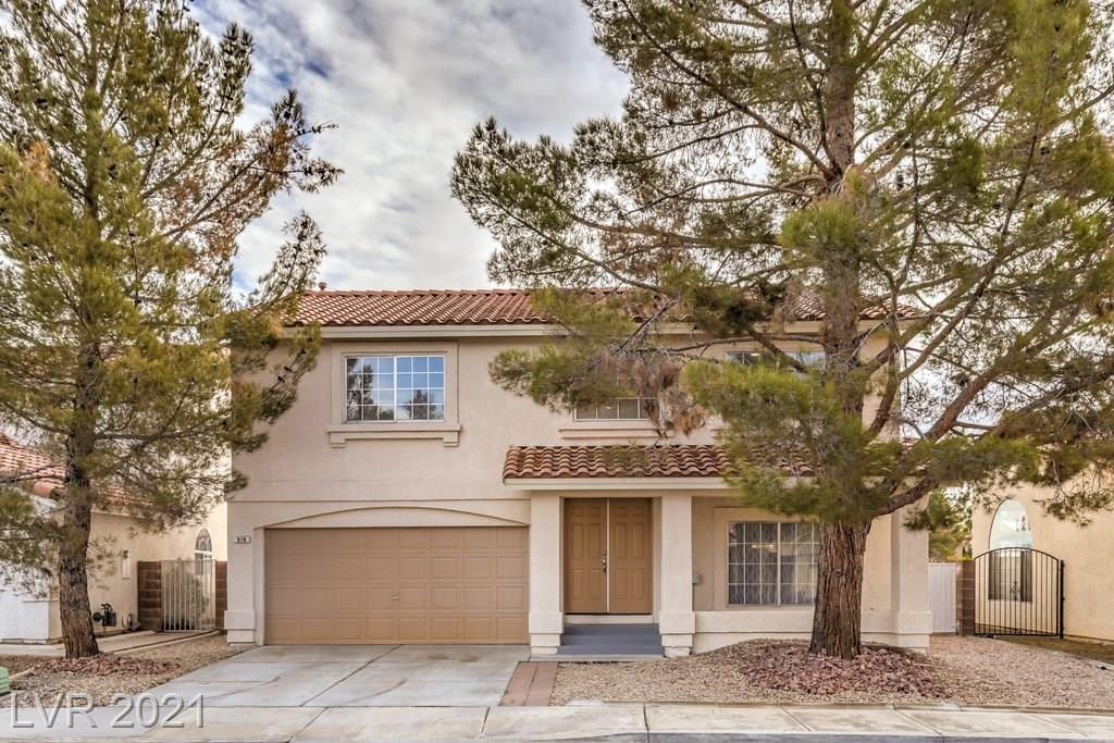 978 Painted Pony Drive Property Photo - Henderson, NV real estate listing