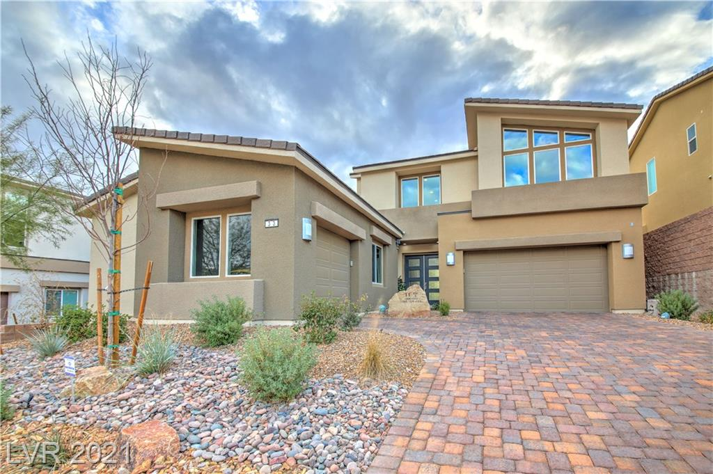 33 Vista Outlook Street Property Photo - Henderson, NV real estate listing