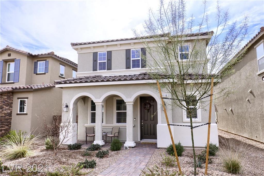 1118 BLISSFUL PLAINS Avenue Property Photo - North Las Vegas, NV real estate listing