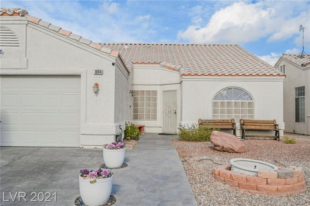 1844 Panther Place Property Photo - North Las Vegas, NV real estate listing