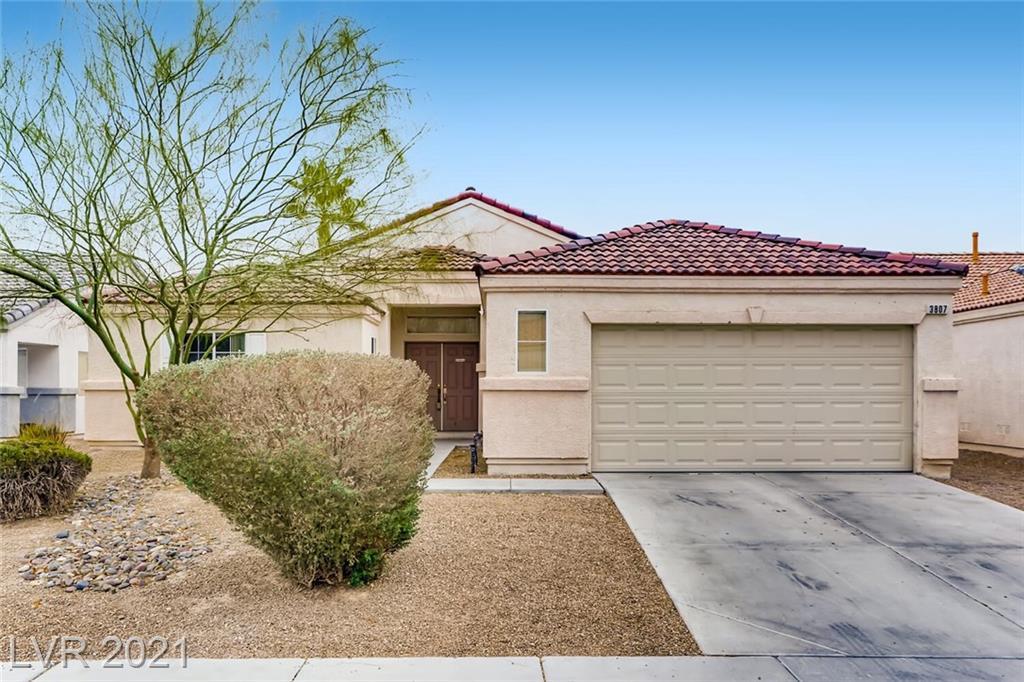 3807 Shimmering Creek Avenue Property Photo