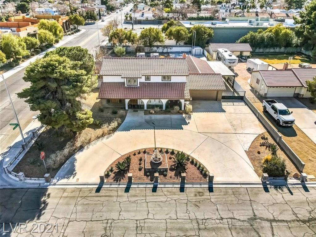Concho Lane Property Photo - Las Vegas, NV real estate listing