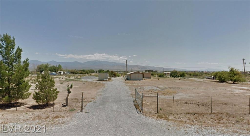 781 Big Five Road Property Photo - Pahrump, NV real estate listing