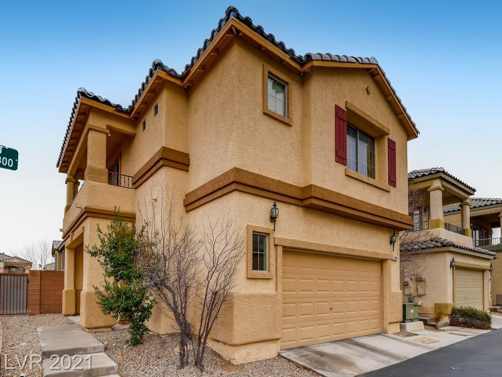 7812 Winding Sand Court Property Photo - Las Vegas, NV real estate listing