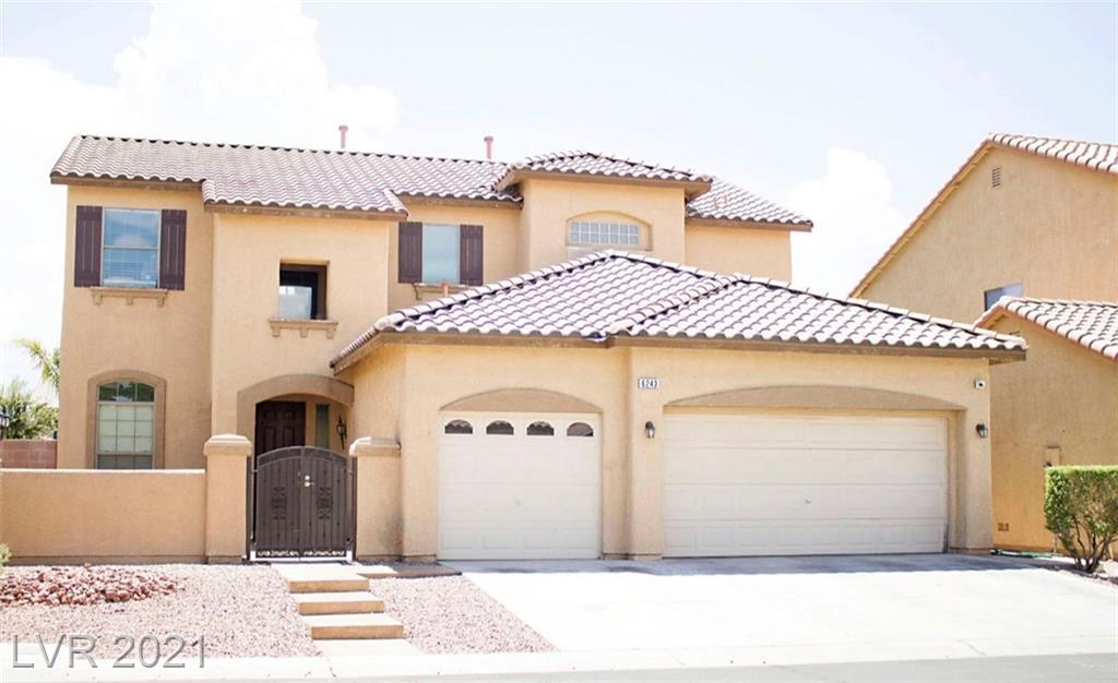 6243 Downpour Court Property Photo - Las Vegas, NV real estate listing